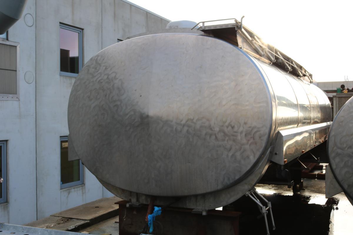 2008 VI-TO Transporttank 19.000 liter - Vigrestad - 2008 VI-TO Transporttank 19.000 liter Eget utstyr er demontert og fjernet. Selges som den står - Vigrestad