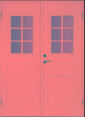 Ytterdør HD 28, 150x210 cm - Tønsberg - Vi har 2-fløyet ytterdører på lager og ønsker å selge HD 28 i str 150x210 cm. Høyre gangdør. Hvitmalt Cotswold glass U-verdi 1,0 Leveres uten sylinder og dørvrider. Kan kjøpes i tillegg for 590,- ved henting. Kan og leveres i 140/150x - Tønsberg