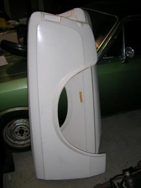 1969 FORD P7-2 26M/20M/17M - Voll - -Nye for skjermer i glassfiber. -Passer 17/20 og 26M fra 1969-72 mod. - Voll