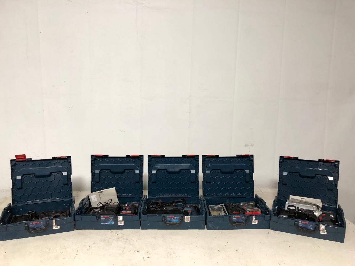BOSCH Blå-serien Diverse batteridrevet håndholdt verktøy - Sem - BOSCH Blå-serien Diverse batteridrevet håndholdt verktøy - Se bilder - Sem